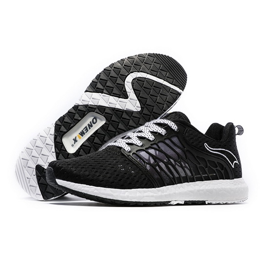 Black Cicada Wings Women's Shoes ONEMIX Men's Outdoor Sneakers