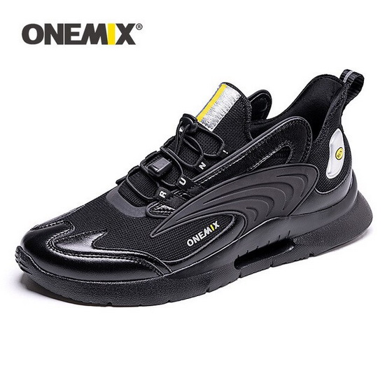 Black Marauder Women's Sneakers ONEMIX Men's Dad Shoes