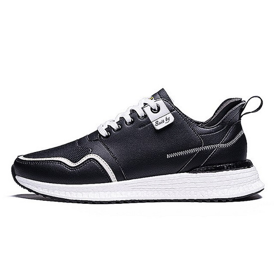 Black Colossus Shoes ONEMIX Men's Outdoor Sneakers