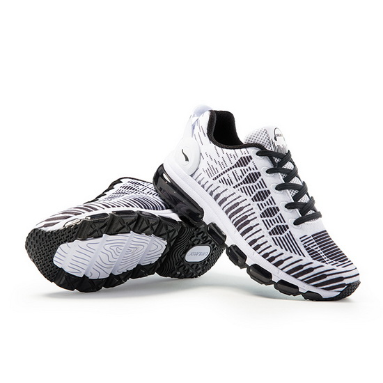 Black/White Rhythm II Women's Sneakers ONEMIX Men's Mesh Shoes