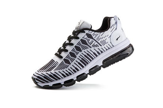 Black/White Rhythm II Women's Sneakers ONEMIX Men's Mesh Shoes - Click Image to Close