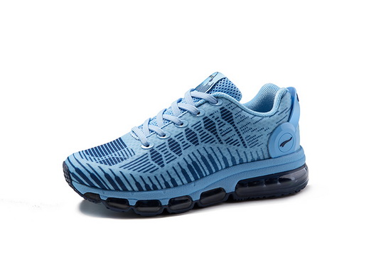 Black/Blue Rhythm II Shoes ONEMIX Women's Breathable Sneakers