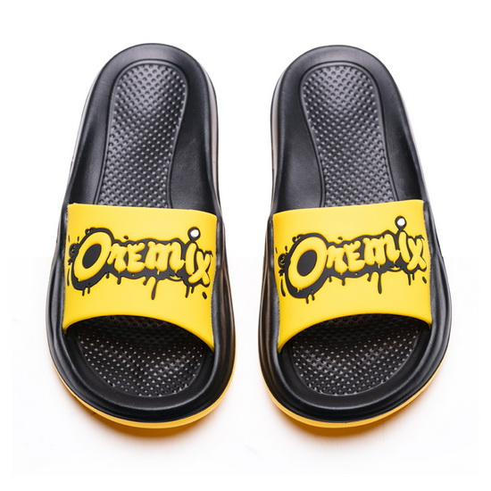 Yellow/Black Wading Summer Shoes ONEMIX Beach Unisex Sandals
