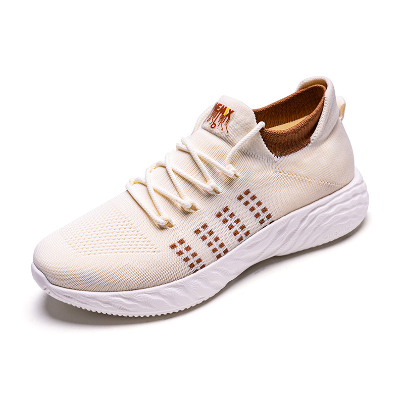 Ivory Harrier Men's Shoes ONEMIX Mesh Women's Running Sneakers
