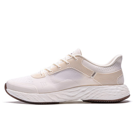 Ivory/White Energy Men's Sneakers ONEMIX Women's Rebound-58 Outsole Shoes