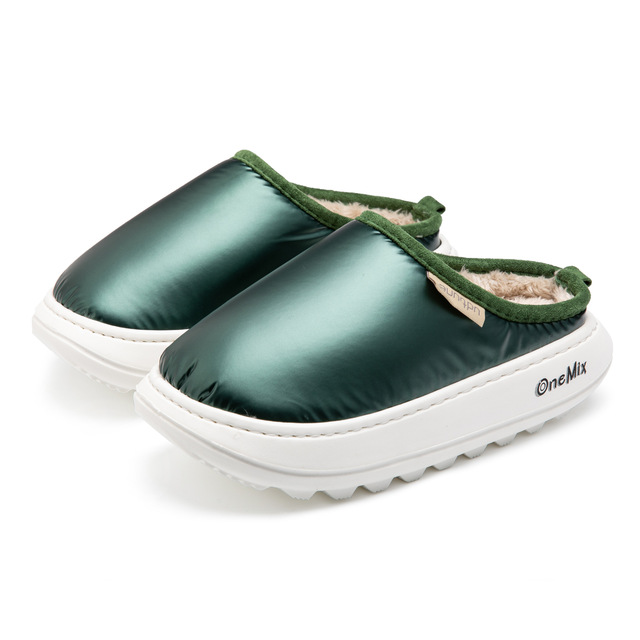 Green Bruin ONEMIX Men's/Women's Cotton Sandals Shoes